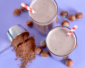 Hazelnut Chocolate Beverage